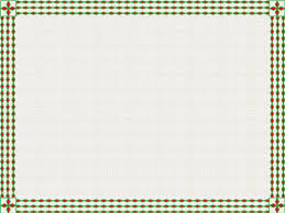 powerpoint certificate template diamond border u2013 elearningart