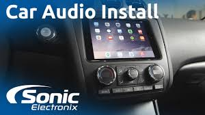 box car nissan 2012 nissan altima ipad mini and car audio system install custom