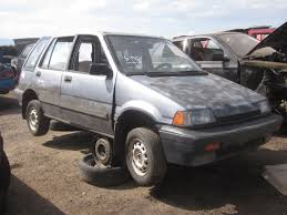 junkyard find 1987 honda civic 4wd wagon the truth about cars