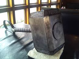 thor the dark world mjolnir