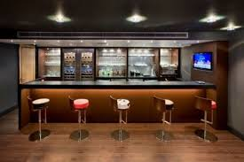 modern basement bar designs 7 arrangement enhancedhomes org