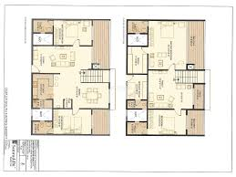 4 Bedroom Duplex Floor Plans Floor Plans For Duplex Apartments