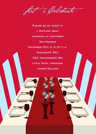 Dinner Invitation Etiquette Dinner Invitation Cimvitation