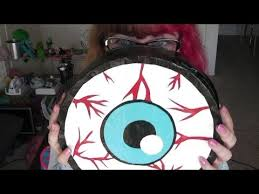Ramona Flowers Bag - duct tape circle bag tutorial youtube