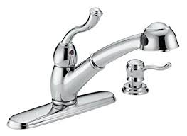 delta saxony kitchen faucet delta faucet 473 sd dst saxony single handle kitchen pullout