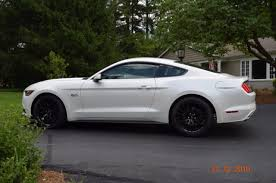 roush mustang gt 2017 ford mustang gt with roush stage 1 supercharger kit from