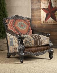southwestern buckley chair chairs u0026 ottomans living room