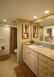 Recessed Lights Bathroom Recessed Lights Bathroom On And Awesome Lighting Using