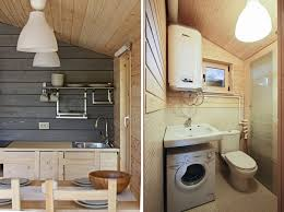 Ikea Prefab House by Interesting Idea To Put A Washer Under The Bathroom Sink Tiny