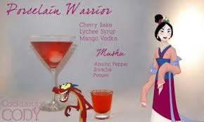 disney themed cocktails neatorama