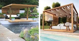 Pool Houses And Cabanas Cool Swimming Pool Cabanas Intheswim Pool Blog