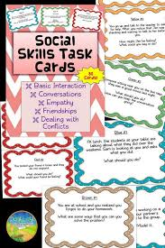 Counseling Skills For Teachers 362 Best Social Skills Images On Autism Resources