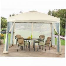 Patio Gazebo Patio Gazebo Walmart Home Outdoor Decoration