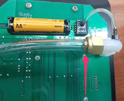 public lab routine maintenance and calibration of the minivol