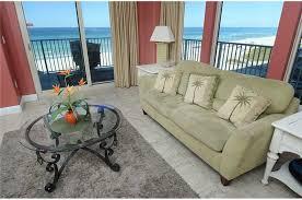 3 bedroom condos in panama city beach fl treasure island 312 3 bedroom balcony beachfront sleeps 10