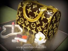 designer bags lv gucci prada cakes cupcakes 7 fancy cakes