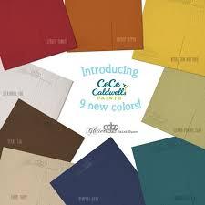60 best cece caldwell paint color chart images on pinterest