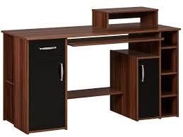 Schreibtisch Walnuss Schreibtisch Computertisch Tisch Workstation Pc Tisch Freie