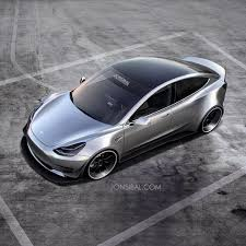 how does tesla model 3 look totally redesigned to check out our