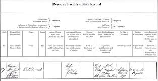 ireland birth records how to find them and obtain copy
