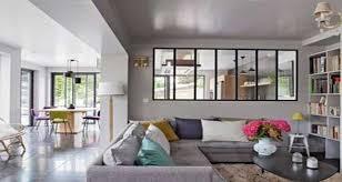 verriere entre cuisine et salon 7 façons de séparer une pièce avec une verrière intérieure