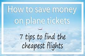 save money on flights money saving tips my income journey