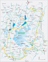 The Alps On World Map by Grossglockner Tour Per Alpes Thealps Com