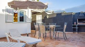 well located 2 bedroom apartment with large terrace in puerto del