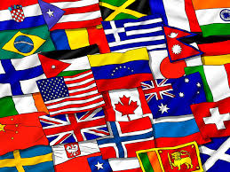 Flag Of All Countries Translate Important Languages To English Language English And Flags