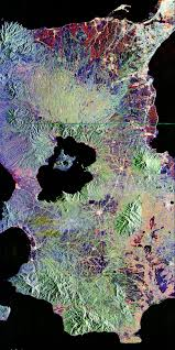 The Rift Ce Treasure Map Space Radar Image Of Taal Volcano Philippines Nasa Image And