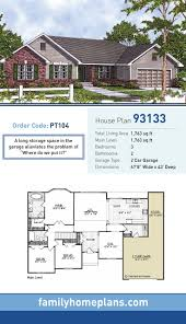 67 best ranch style home plans images on pinterest ranch house