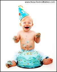 baby birthday baby girl birthday cake professional studio baby portraits