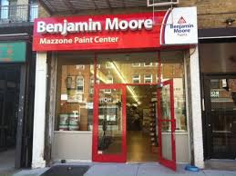 benjamin moore stores mazzone s expands opens benjamin moore paint store on smith