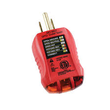 gardner bender outlet and gfci tester gfi 3501 the home depot