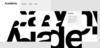 Black And White Design 30 Awesome Black And White Website For Inspiration