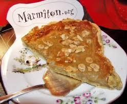 marmiton org recettes cuisine tarte à la châtaigne des cévennes recette de tarte à la châtaigne