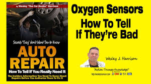 ford ranger oxygen sensor symptoms oxygen sensor is it really bad how to tell if you need one