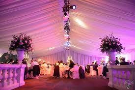 lakeside marquee wedding venue cheshire thornton manor