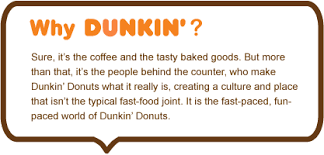 Crew Member Job Description For Resume by Dunkin U0027 Donuts Franchisee Of Dunkin Donuts Crew Member Job