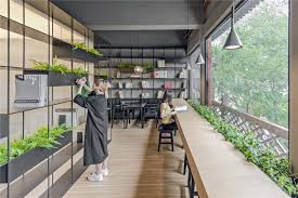 Arch Studio by Gallery Of Rong Bao Zhai Coffee Bookstore Archstudio 1
