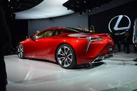 lexus lc wallpaper 2017 lexus lc concept car wallpaper 30722 freefuncar com