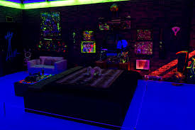 blacklight bedroom black light bedroom home design plan
