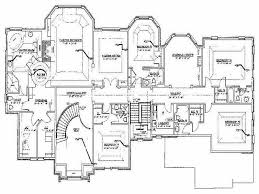 custom luxury home designs perfect decoration luxury house floor plans home designs pin