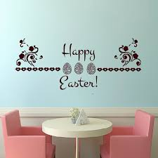Easter Home Decor by Online Get Cheap Easter Egg Decals Aliexpress Com Alibaba Group