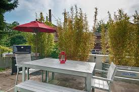 outdoor privacy screen deck asian with resort white coffee tables