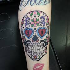 125 best sugar skull tattoo designs u0026 meaning 2018