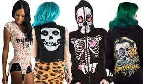 Punk Rock Halloween Costume Ideas What To Wear To A Punk Rock Concert