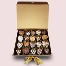 gift boxes for chocolate covered strawberries fruity gift chocolate covered strawberry boxes chocolate dipped