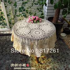 cheap lace overlays tables free shipping flowers lace tablecloth for wedding crochet american