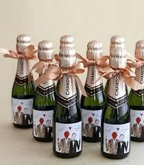 wine bottle wedding favors bottles for wedding favors baileys wedding favors mini wine